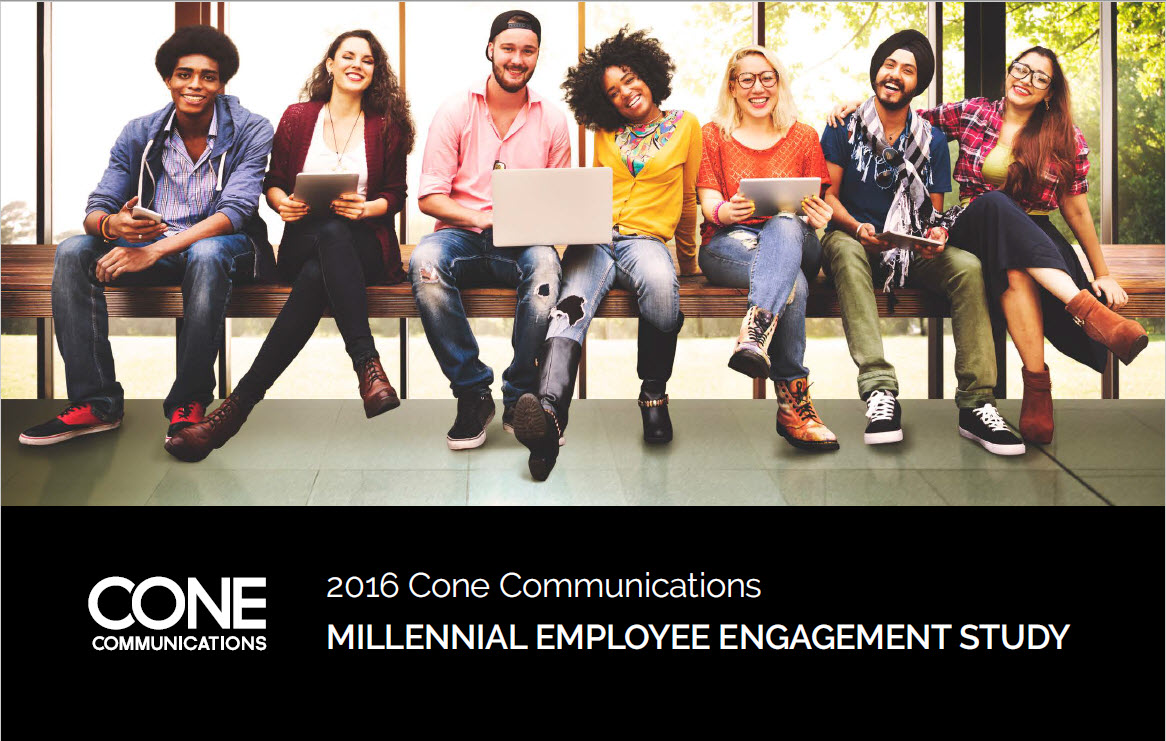 cone-millennial-employee-engagement-study