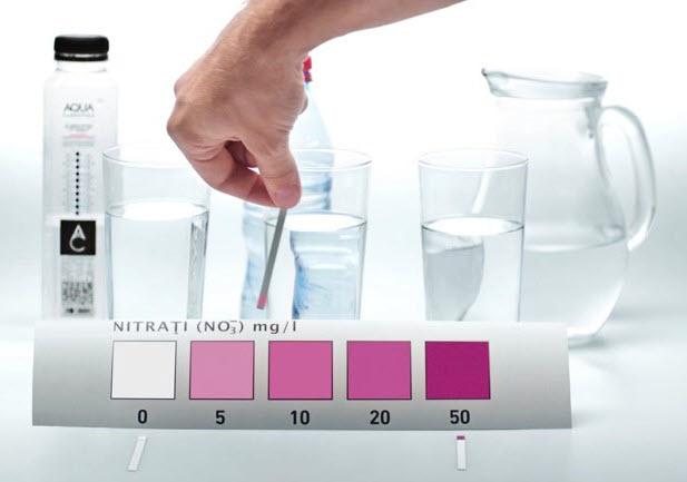 Aqua Carpatica Purity Test