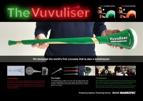 Castrol Vuvuliser