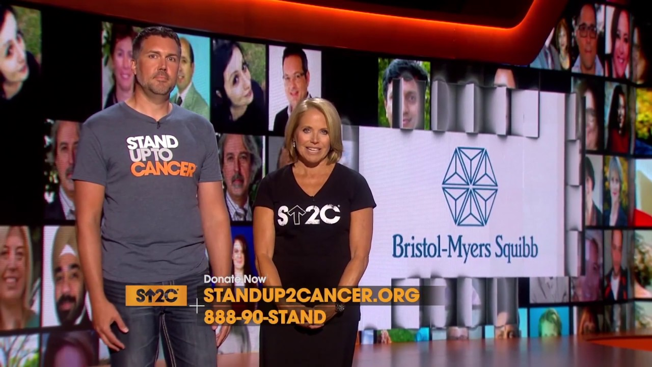 Bristol-Myers Squibb at Stand Up to Cancer