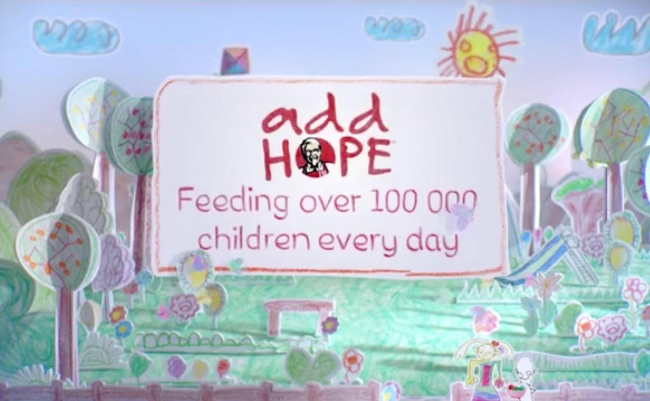 Add Hope Campaign: Story of Hope Ad