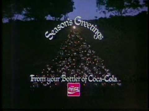 coca cola hilltop commercial christmas version - Hilltop Christmas