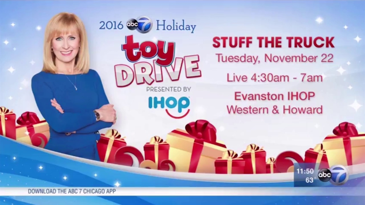 ABC7 Holiday Toy Drive