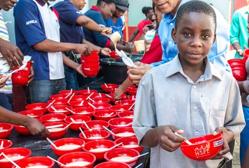 KFC Add Hope Feeding the Hungry