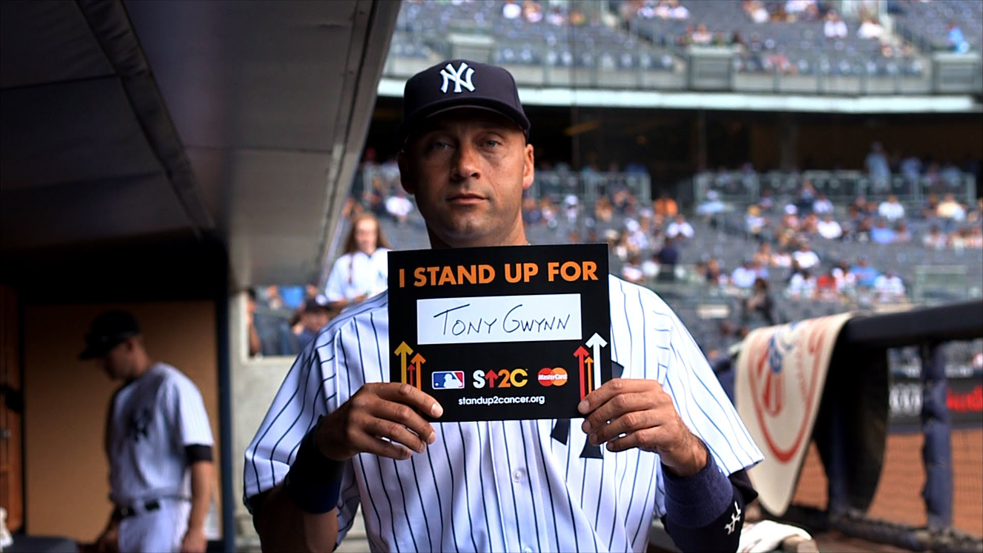 MLB Stand Up to Cancer