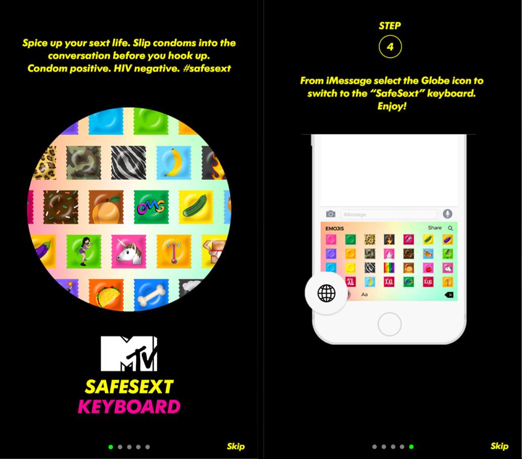MTV Sext Life App