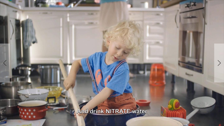 Aqua Carpatica Snail Commercial