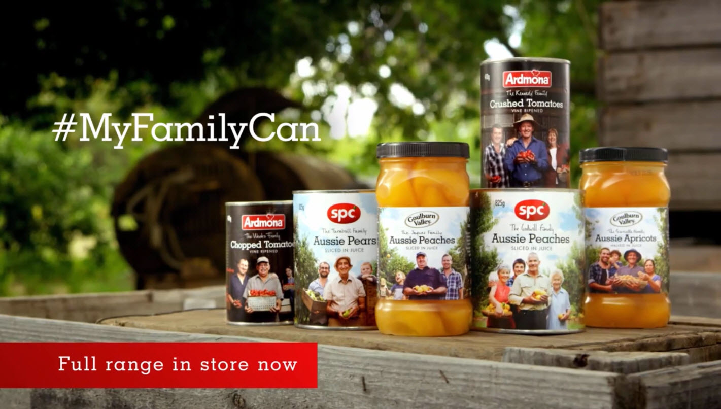 SPC #MyFamilyCan Commercial