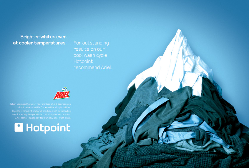 Ariel Hotpoint Mountain