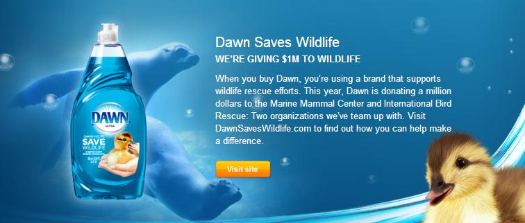 Dawn Donates $1 Million to Wildlife Rescue