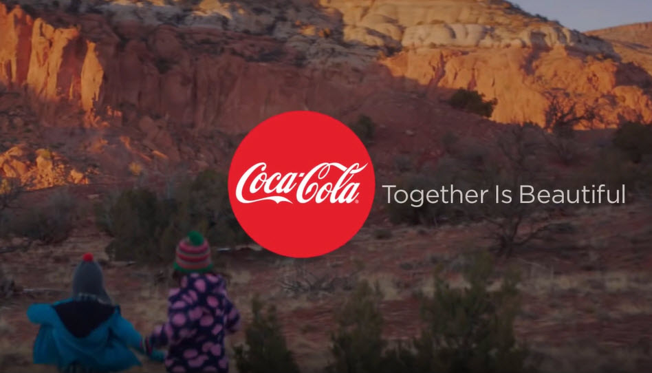Coca-Cola Together Is Beautiful