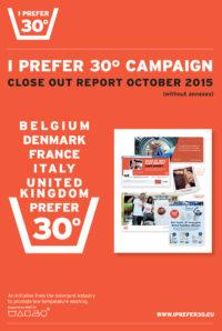 I Prefer 30 Campaign Report