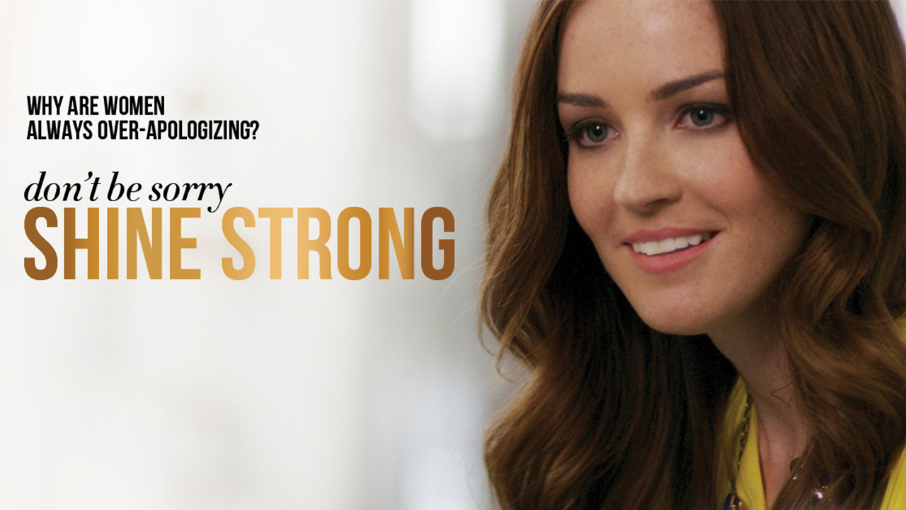 Pantene: Don't Be Sorry. Shine Strong.