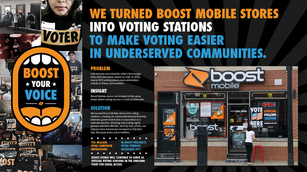 Boost Mobile Case Study