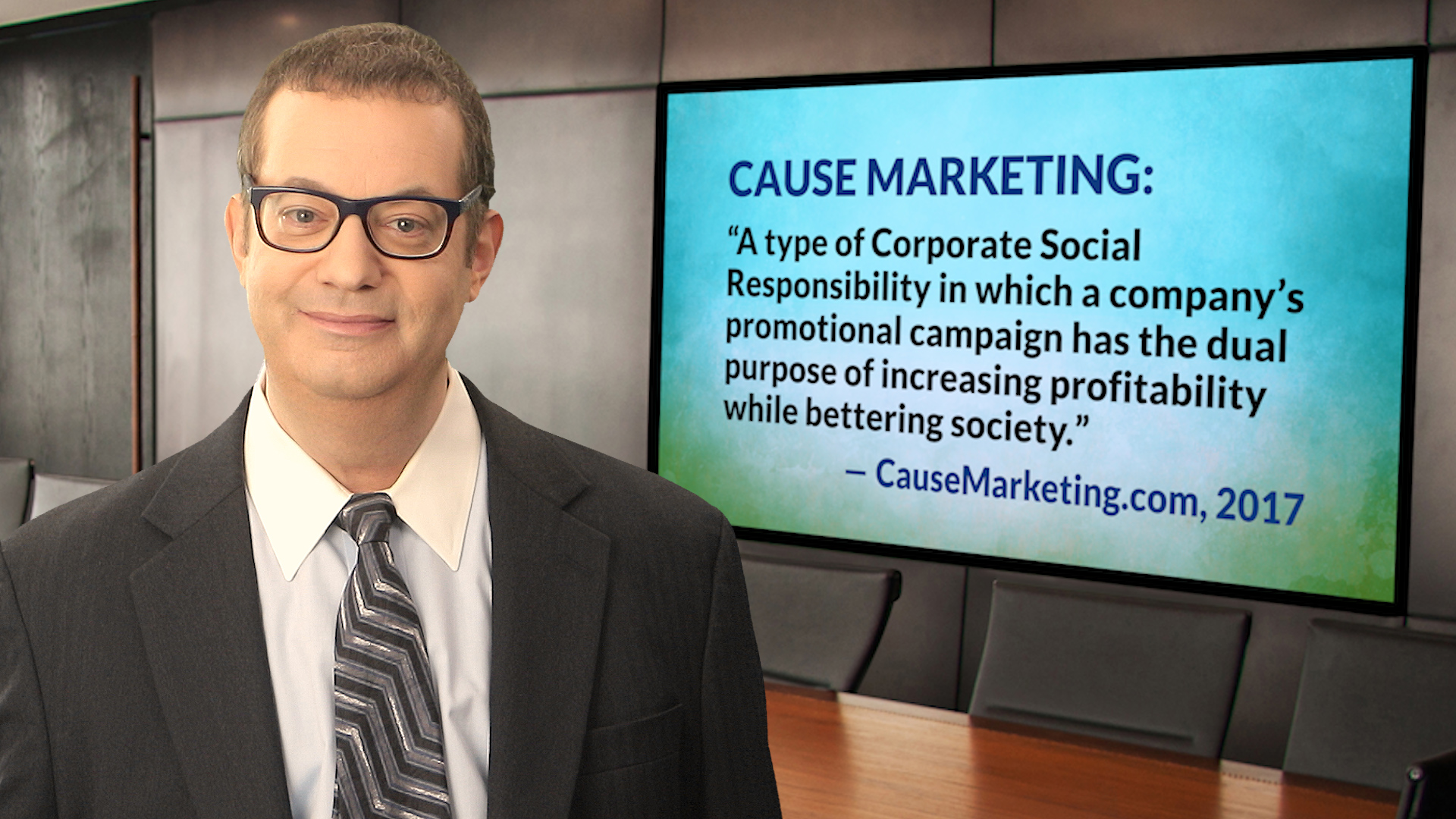 Cause Marketing Definition