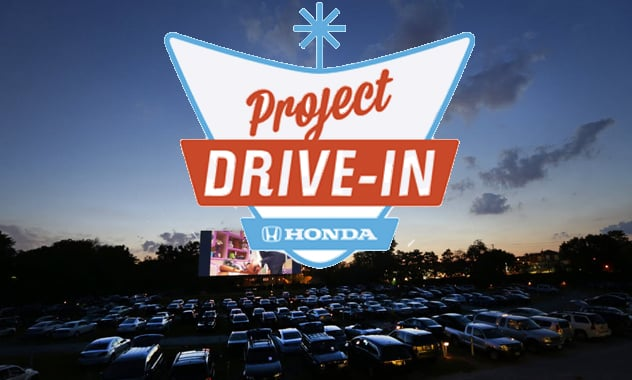 Honda Project Drive-In Case Study
