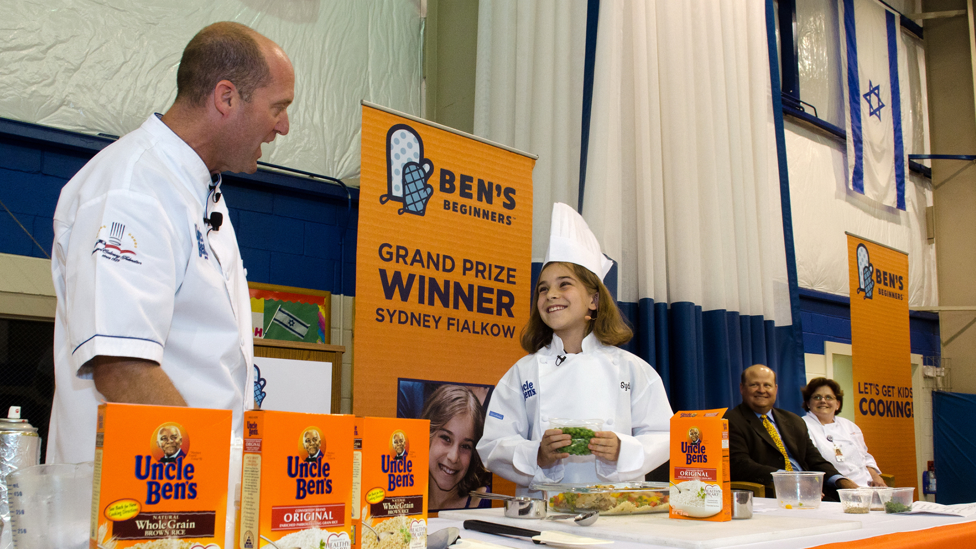 Ben's Beginners Cooking Contest