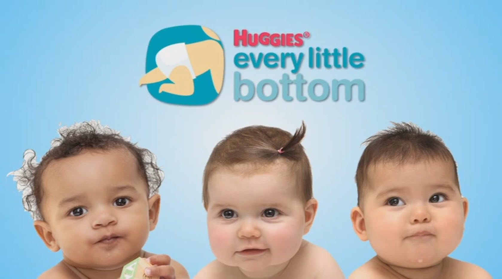 HUGGIES Every Little Bottom
