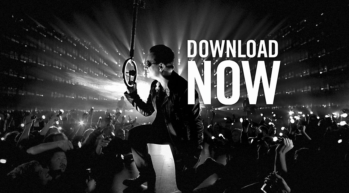 U2 Invisible download