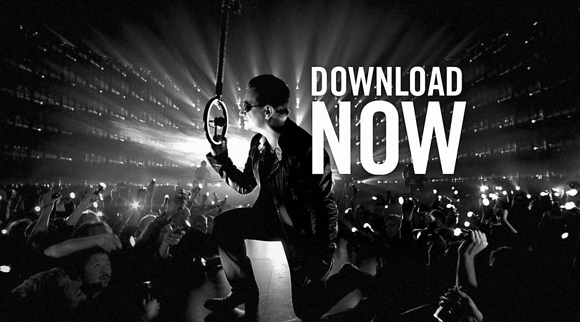 U2 Invisible download